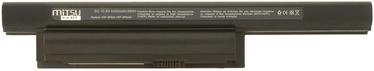 Mitsu Battery For Sony BPS22 4400mAh Black