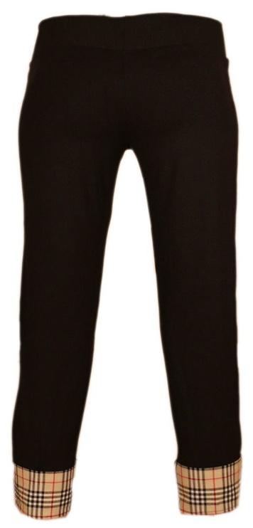 Bars Womens Sport Breeches Black/Beige 98 XL