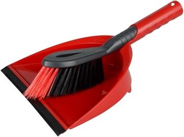 Vileda 2in1 Dust Pan And Brush Set 141742
