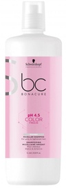 Шампунь Schwarzkopf Bonacure pH 4.5 Color Freeze Silver Micellar, 1000 мл
