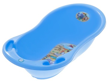 Tega Baby Safari Bathtub Blue 102cm