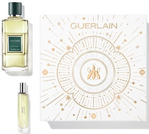 Набор для мужчин Guerlain Vetiver 2pcs Set 110 ml EDT