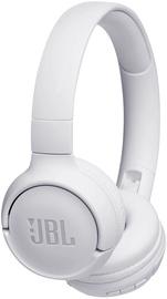 Kõrvaklapid JBL LIVE500BT White, juhtmevabad