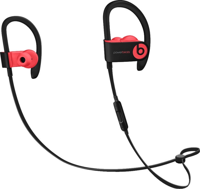 Kõrvaklapid Beats Powerbeats3 Siren Red, juhtmevabad