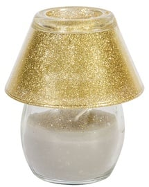Home4you Lantern Candle Opera H9cm Gold