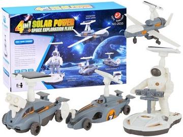 4in1 Solar Power Space Exploration Fleet