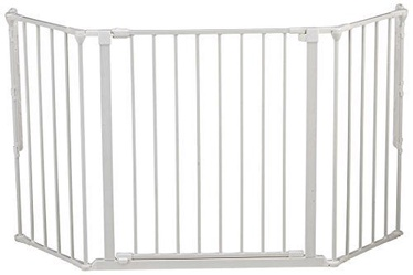 Ворота BabyDan Safety Gate Flex M White