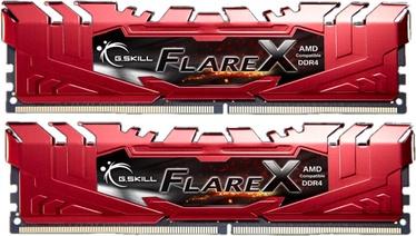 Operatiivmälu (RAM) G.SKILL Flare X F4-2400C15D-32GFXR DDR4 32 GB