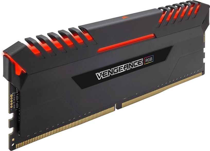 Corsair Vengeance LED 32GB 2666MHz CL16 DDR4 RGB DIM KIT OF 4 CMR32GX4M4A2666C16