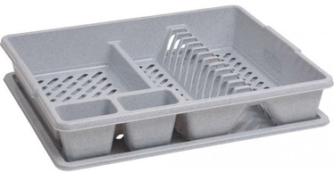 Curver Dish Dryer 45x38x8,8cm Grey