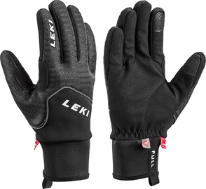 Leki Gloves Nordic Thermo Black 10