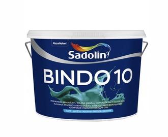 Värv Sadolin Bindo 10 BW, valge, 10 l