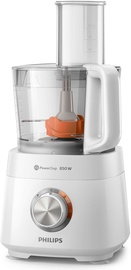 Philips Compact Food Processor Viva Collection HR7520/00