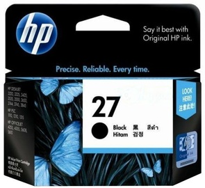HP NO 27 Black