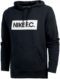 Nike F.C. Mens Football Hoodie CT2011 010 Black M