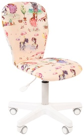 Chairman Kids 105 Chair White Princess