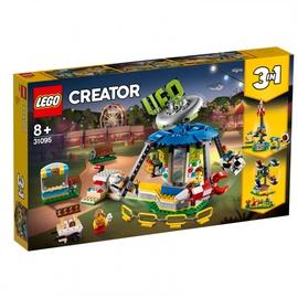 Konstruktor LEGO® Creator 31095 Lõbustuspargi karussell