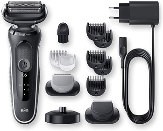 Braun Series 5 50-W4650cs Shaver Black