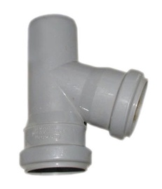 Wavin 3-Way Drain Pipe Grey 67° 50/40mm