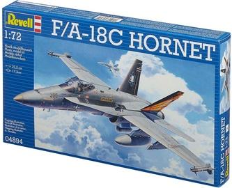 Конструктор Revell F/A-18C Hornet 1:72 04894