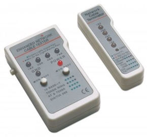 Intellinet Multifunction Cable Tester RJ-45 / RJ-11