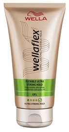Wella Wellaflex Ultra Strong Hold Styling Gel 150ml