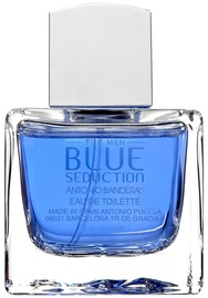 Parfüümid Antonio Banderas Blue Seduction 100ml EDT