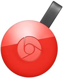Google Chromecast 2 Red