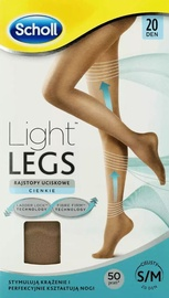 Scholl Light Legs 20 Beige L
