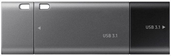 USB mälupulk Samsung DUO Plus, USB 3.1, 128 GB