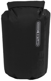 Ortlieb Ultra Lightweight Dry Bag PS 10 3l Black