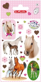Herlitz Stickers Pretty Pets-Horses