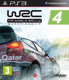 WRC FIA World Rally Championship 4 PS3