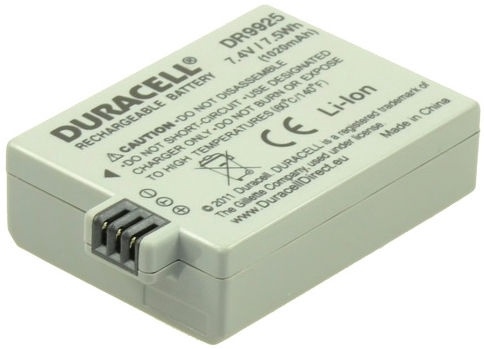 Duracell Premium Analog Canon LP-E5 Battery 1020mAh