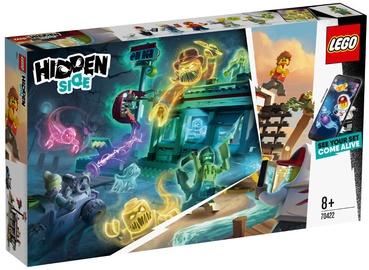 Konstruktor LEGO®Hidden Side 70422 Krevetirünnak