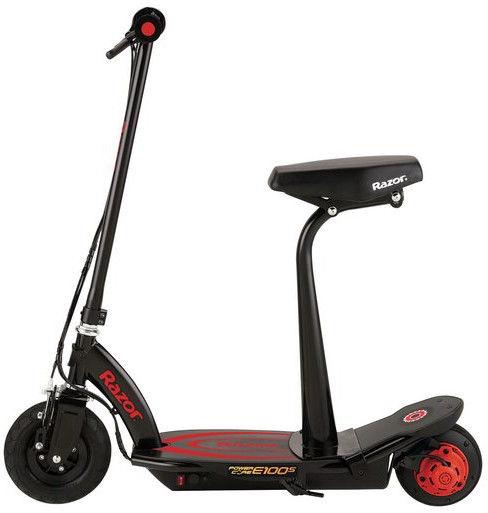 Razor Electric Scooter E100 S Red
