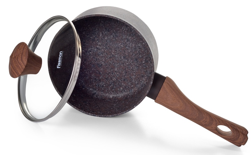 Fissman Magic Brown Saucepan 16x7.8cm 1.4l