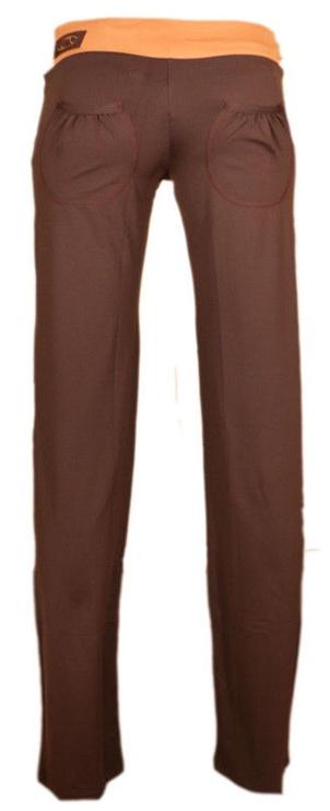 Bars Womens Pants Brown 114 XL
