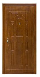 SN Steel Door Jc-sw005 Oak Right 960x2050mm