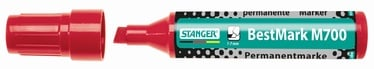Stanger BestMark M700 Permanent Marker 1-7mm 6pcs Red 717002