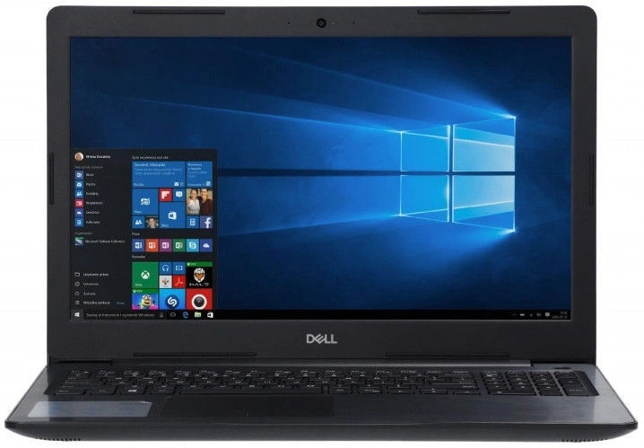 DELL Inspiron 5570 Black 5570-2784