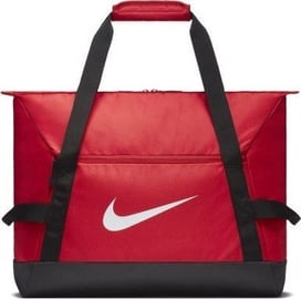 Nike Academy Team Football Duffel Bag M BA5504 657 Red