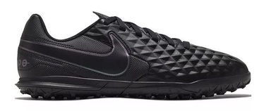 Nike Tiempo Legend 8 Club TF JR AT5883 010 Black 36.5
