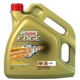 Castrol Edge Titanium FST A3/B4 0W30 Engine Oil 4l
