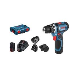 Bosch GSR12V-15 FC Cordless Drill Set