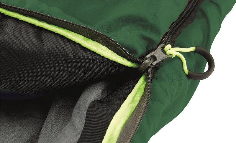 Magamiskott Outwell Campion Junior 230230 Green, 170 cm