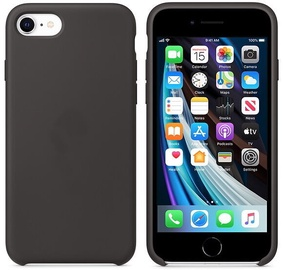 Riff Thin And Soft Back Case For Apple iPhone 7/8/SE 2020 Black