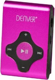 Музыкальный проигрыватель Denver MPS-409 MK2 Pink, 4 ГБ