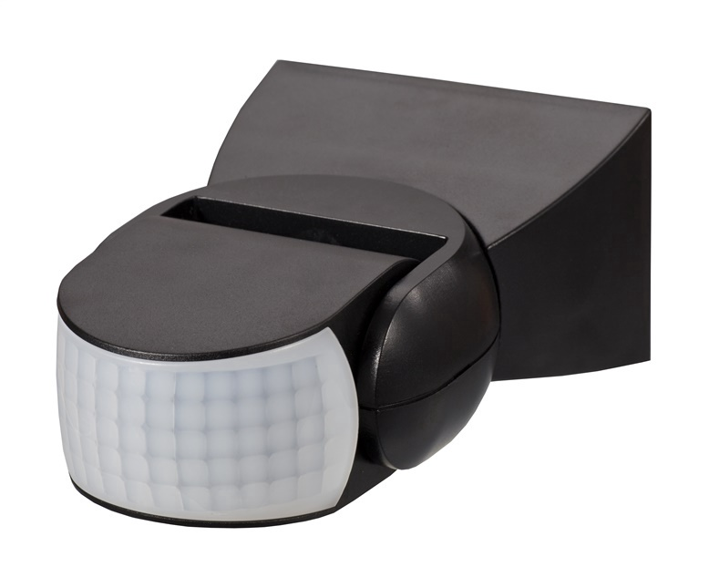Sensoriga valgusti Vagner SDH ST15, 180° 1200 W, must