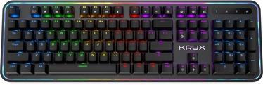 Mänguri klaviatuur Krux Comet RGB Outemu Blue EN